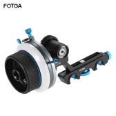 FOTGA DP500III Follow Focus FF A/B Hard Stop for 15mm Rod DSLR Camera Camcorder Video Rig Film Making System