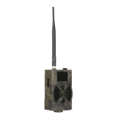 Hunter Wireless Hunting Camera Trail Camera HC-300M Full HD 12MP 1080P Video Night Vision MMS  GPRS Scouting Infrared Game Remote Control 2G MMS GPRS GSM