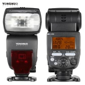 YONGNUO YN660 GN66 2.4G Wireless Transmission Transceiver Master Slave Speedlite Flash for Nikon Canon Pentax DSLR Camera Compatible with YN560-TX/RF-603/RF-602/RF 603II/YN560 IV/YN560 III/RF605