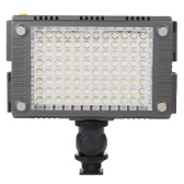 F&V Z96 96pcs Beads Digital Studio Video Photo Photography  5600K with 3200K Filter Dimmable Illumination Pad Panel Lamp LED Light Lighting for Canon Nikon DSLR Camera DV Camcorder