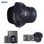 Meike MK-12mm-F2.8 72mm APS-C Wide Angle Manual Focus Fixed Lens for Sony Nex3/5/6/7 A5000/A5100/A6000/A6100/A6300/A6500 ILDC Mirrorless Camera