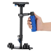 "Handheld Portable Adjustable Carbon Fiber Stabilizer for Nikon Canon DSLR Camera DV Video Camcorder 1/4"" Screw"