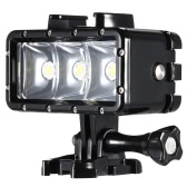 Waterproof Portable LED Diving Video Fill-in Light Lamp for GoPro Hero SJCAM Xiaomi Yi Sports Action Camera