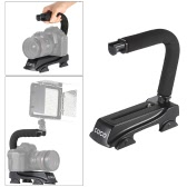 Lightweight Video Camera Handheld Handle Grip Stabilizer Bracket Support System for Sony Canon Nikon DSLR Camera Camcorder DV