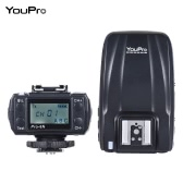 YouPro Pro-6N 2.4G Wireless i-TTL 1/8000S HSS Flash Trigger Transmitter Receiver for Nikon D750 D810 D7200 D610 D7000 D5500 D5200 D5300 D3300 D3200 DSLR Camera