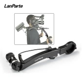 Lanparte FS5A-01 Standard Rosette Extension Arm Compatible for Sony FS5 Handgrip for Rosette Shoulder Rig Support for LANC