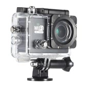 Full HD Wifi 12MP 1080P 30FPS 140 Degree Wide Lens Waterproof Action Camera