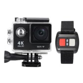 """H8R 2.0"""" LCD 4K 15fps 1080P 60fps Full HD Wifi 30M Waterproof 12MP Sports Action Camera with 170°Wide Angle Lens with Remote Watch-tomtop"""