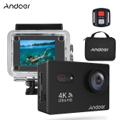 Andoer AN9000R 4K Caméra 16MP WiFi Action Sports
