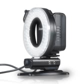 Aputure Amaran Halo HC100 CRI 95+ LED Ring Flash Light for Canon EOS 7D 6D 50D 5D Mark III 5D Mark II 700D 70D 650(T4i) 20D