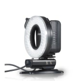 Aputure Amaran Halo HN100 CRI 95+ LED Ring Flash Light for Nikon D7100 D7000 D5200 D5100 D800E D800 D700 D600 D90 Camera