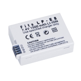 1500mAh LP-E8 Battery for Canon EOS 550D/600D/650D/Rebel/T2i/T3i SSY-2290