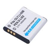 1400mah LI-50B DB-100 Battery for Olympus Stylus 1010 1020 1030 Li50b 6000 6010 6020