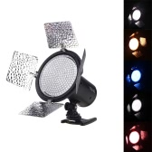 YONGNUO YN216 LED Video Light Camera Shoot with 4 Color Plates for Canon Nikon DSLR Camera