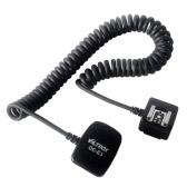 Viltrox OC-E3 E-TTL Off Camera Shoe Cord with Safe Lock for Canon DSLR Camera Flash 150cm