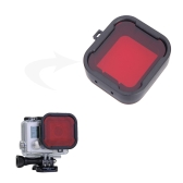 Polarizer Underwater Diving UV Lens Filter for GoPro Hero 3/3+/4
