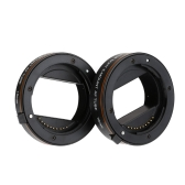 Macro AF Auto Focus Extension DG Tube 10mm 16mm Set Ring Plastic Mount for Sony E-mout NEX NEX-6 A3000 5N 5R / A7 A7R A7S Full Frame