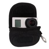 Anoder Mini Protective Neoprene Camera Case Bag for GoPro Hero 4 3+ 3 2