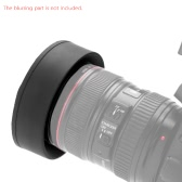 58MM Altura Photo Collapsible Rubber Lens Hood for Canon Rebel T5i 700D 650D 600D 550D 500D 450D 400D 350D 300D 1100D 100D