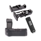 Meike MK-550DR Vertical Battery Grip with 2.4Ghz Wireless Remote Control for Canon EOS 550D 600D 650D 700D