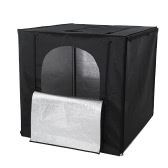 LED Professional Portable Softbox Box  42 * 42cm LED Photo Studio Video Lighting Tent with LED Light