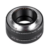 Viltrox DG-FU Auto Focus AF Extension Tube Ring 10mm 16mm Set Metal Mount for Fujifilm X Mount Macro Lens