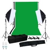 A Set of Photography Softbox Lighting Kit