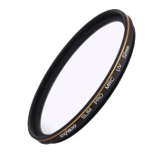 CACAGOO 52mm Pro HD Super Slim MRC UV Filter Germany SCHOTT Glass Waterproof Nano Multi-Coated for Canon Nikon Snoy Pentax DSLR Camera