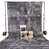 Photography Studio Video 3 * 3.6m / 9.8 * 11.8ft Tie Dyed 100% Cotton Muslin Backdrop Background Screen