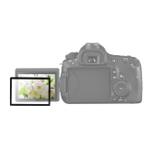 GGS Optical Glass DSLR Camera LCD Screen Protector for Canon 60D Camera