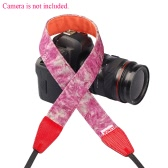 LYNCA Universal Camera Shoulder Neck Strap Belt Cotton Superior Leather Material for Camera SLR DSLR Canon Nikon