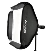 "Godox 80 * 80cm / 31"" * 31"" Flash Softbox Diffuser with S-type Bracket Bowens Holder for Speedlite Flash Light"