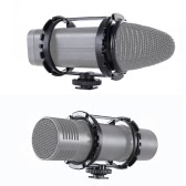 BOYA BY-C03 Camera Video Microphone Shock Mount for BOYA BY-VM300PS BY-V02  Microphones 1