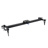 "Andoer 120cm / 47"" Camera Video Ball-Bearing Dolly Track Slider Stabilizer System with Carrying Bag for DSLR Camcorders"