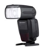 Shanny SN600EX-RF 2.4G Wireless Radio 1/8000s HSS GN60 Master Slave Speedlite Flash for Canon DSLR Cameras