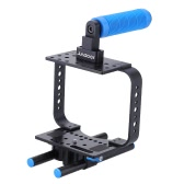 Andoer Lightweight Wrap-around DSLR Camera Cage Rig for BMCC BlackMagic Cinema Camera
