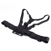 Adjustable Elastic Body Chest Harness Strap Mount Belt for Gopro Hero 1 2 3 HERO3+ 4