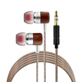 dodocool Original DA36 Double Armature and Dynamic Headphone Balanced HIFI In-Ear Ear-bud Wired Two-unit Moving Iron Coil Canalphone Earphone Gold-plated Stereo Plug for Samsung iPhone Tablets MP3