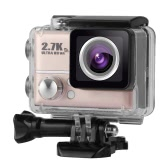 2.0 Inch LCD 2.7K 30FPS 45M Waterproof Ultra-HD 1080P 60FPS 14MP Wifi Action Camera with FPV 170° Wide-Angle Lens