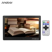 """Andoer 10"""" HD Wide Screen LCD Digital Photo Picture Frame"""