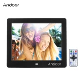"Andoer 8"" LCD Wide Screen Digital Photo Picture Frame Album"