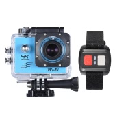 Wifi 4K 30fps 1080P 60fps 16MP 170°Wide-angl Sports Action Camera