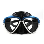 TELESIN Scuba Diving Mask Goggles Swimming Face Mask with Bracket Mount for GoPro SJCAM Dazzne Xiaomi Yi Sports Action Camera