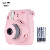 Fujifilm Instax Mini 8 Instant Film Camera with 2pcs Battery