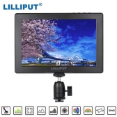 "LILLIPUT A7 7"" Full HD IPS Screen Camera-Top Monitor 1920 * 1200 Resolution HDMI In & Loop-out Peaking Filter False Color Histogram Image Flip Pixel to Pixel Functions for CCTV Monitoring & Making Movies for DSLR & Full HD Camcorder"