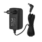 YONGNUO 12V 2A Standard Power Adapter with EU Plug Wide Voltage 100-240V for YONGNUO YN300III YN216 YN1410 YN300Air YN160III YN168 YN360 LED Video Light