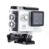 "EKEN H9 Full HD 4K(3840*2160) Ultra HD Wifi 30M Waterproof 2.0"" 1080p 60fps 12MP Sports Action Camera DV 170° Wide Angel Lens"