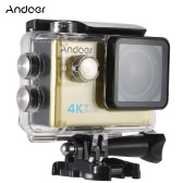 "Andoer​ Waterproof Ultra HD 2.0"" LCD 16MP 4K 1080P 60FPS 4X Zoom WiFi 25mm 173 Degree Wide-Lens Action Sports Camera"