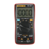 RM109 Palm-size True-RMS Digital Multimeter 9999 counts Square Wave Backlight AC DC Voltage Ammeter Current Ohm Auto/Manual