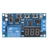 24V LED Display Automation Digital Delay Timer Control Switch Relay Module